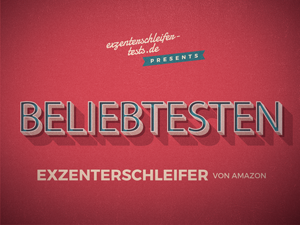 Bestseller-exzenterschleifer